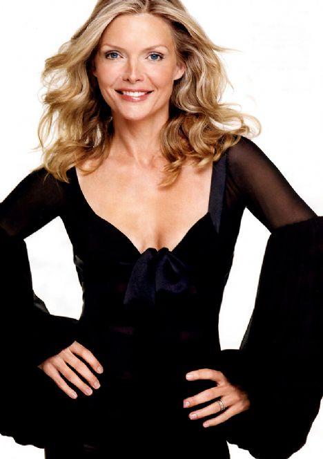 Michelle Pfeiffer (50 yaşında)